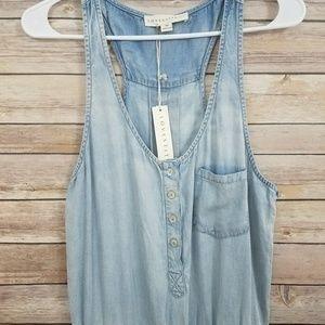 e1de717a2287 lovestitch Other - NWT Lovestitch Denim Jumpsuit Size Medium